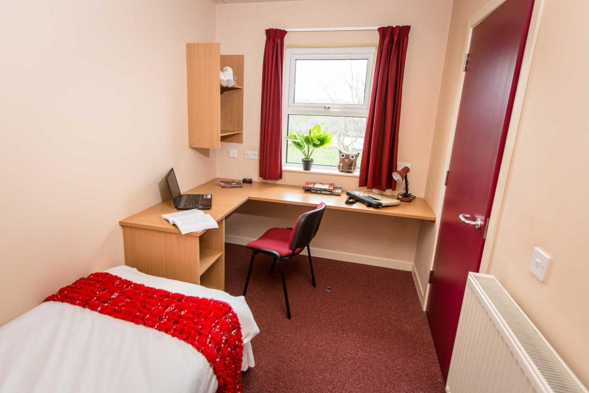 Student Accommodation At The University Of Ulster
