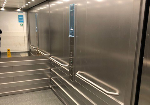 Craigavon Area Hospital Lift Replacements